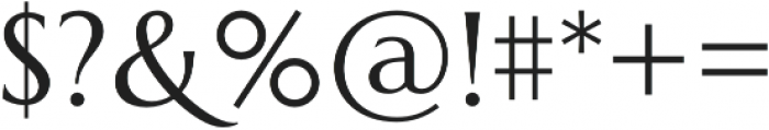 Marcellus Pro Regular otf (400) Font OTHER CHARS