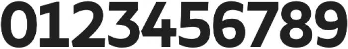 Marcher Semibold otf (600) Font OTHER CHARS