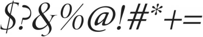 MarcusTraianus-Italic otf (400) Font OTHER CHARS