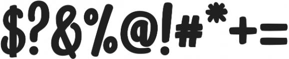 Mareline Sans Regular otf (400) Font OTHER CHARS