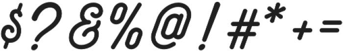 Maretha Script Regular otf (400) Font OTHER CHARS
