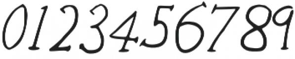 Marg otf (400) Font OTHER CHARS