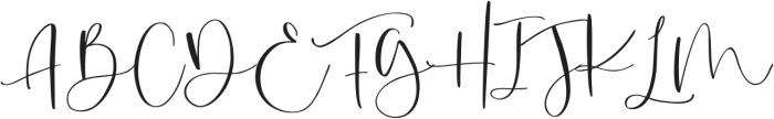 Margenta otf (400) Font UPPERCASE