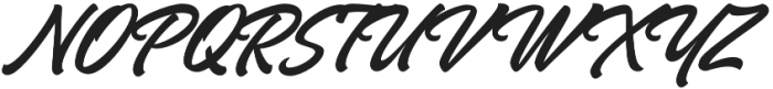 Margents otf (400) Font UPPERCASE