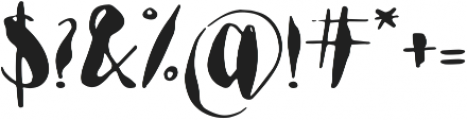 Margot & Margery Regular otf (400) Font OTHER CHARS