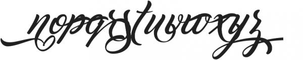 Marguerite Alternates ttf (400) Font LOWERCASE