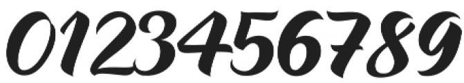 Maria Script Regular otf (400) Font OTHER CHARS