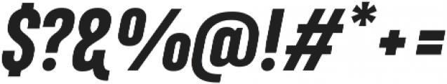 Marianina FY Black Italic ttf (900) Font OTHER CHARS