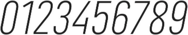 Marianina FY Light Italic ttf (300) Font OTHER CHARS