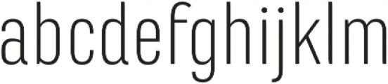 Marianina FY Light ttf (300) Font LOWERCASE