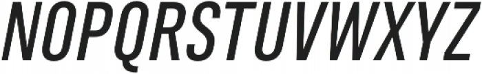 Marianina FY Medium Italic otf (500) Font UPPERCASE