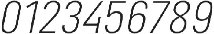 Marianina Wd FY Light Italic otf (300) Font OTHER CHARS