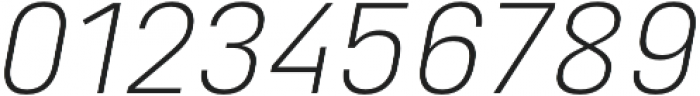 Marianina XWd FY Light Italic otf (300) Font OTHER CHARS