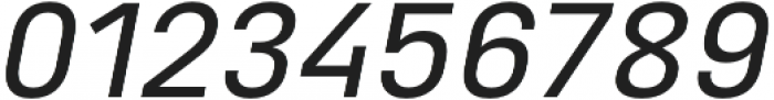Marianina XWd FY Medium Italic otf (500) Font OTHER CHARS