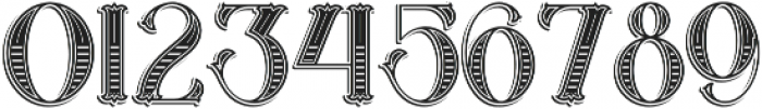 Marin Victorian otf (400) Font OTHER CHARS