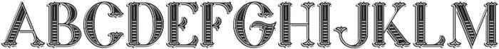 Marin Victorian otf (400) Font LOWERCASE