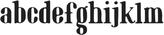 Marinaio Serif otf (400) Font LOWERCASE