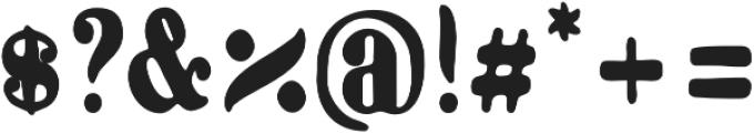 Marinaio Serif otf (700) Font OTHER CHARS