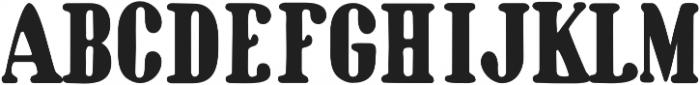 Marinaio Serif otf (700) Font UPPERCASE