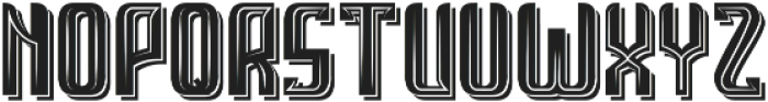 MarineRum Lt_Sh otf (400) Font UPPERCASE