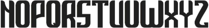 MarineRum base otf (400) Font LOWERCASE
