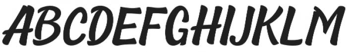 Marineford Regular otf (400) Font UPPERCASE
