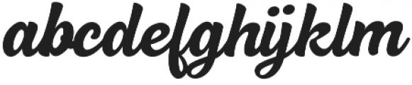 Marineford Regular otf (400) Font LOWERCASE