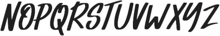 Marked ttf (400) Font UPPERCASE
