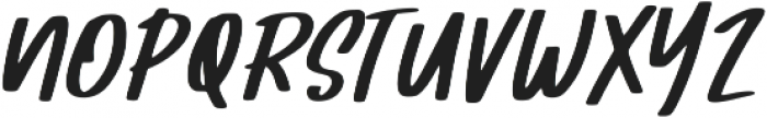 Marked ttf (400) Font LOWERCASE