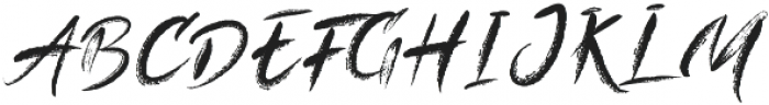MarkerScript otf (400) Font UPPERCASE