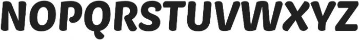 Market Bold otf (700) Font UPPERCASE