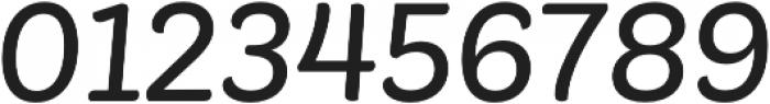 Market otf (400) Font OTHER CHARS