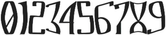 Markre otf (400) Font OTHER CHARS