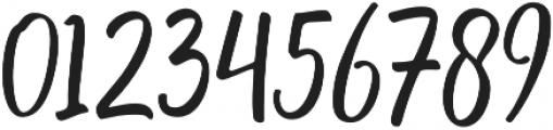 Marliesta Regular otf (400) Font OTHER CHARS