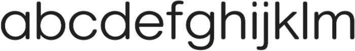 Marlin Soft SQ Semi Light otf (300) Font LOWERCASE