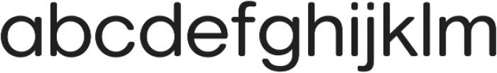 Marlin Soft SQ otf (400) Font LOWERCASE