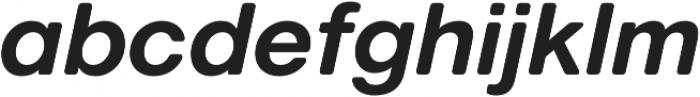 Marlin Soft SQ otf (700) Font LOWERCASE