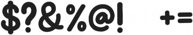 Marotho otf (400) Font OTHER CHARS