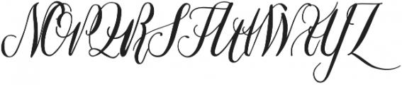 Marpesia Pro otf (400) Font UPPERCASE