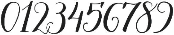 Marpesia otf (400) Font OTHER CHARS