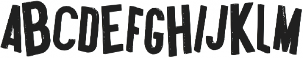 Marquee Chaos Four otf (400) Font LOWERCASE