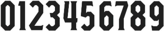 Marshal Condensed Regular otf (400) Font OTHER CHARS