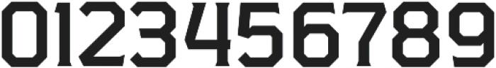 Marshal Extended Regular otf (400) Font OTHER CHARS