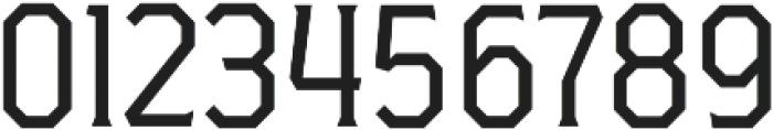 Marshal Light otf (300) Font OTHER CHARS