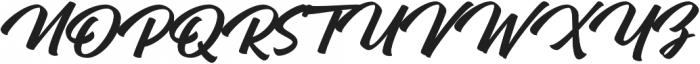 Martens otf (400) Font UPPERCASE