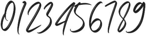 Marthiline Regular otf (400) Font OTHER CHARS