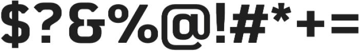 Martian B SemiBold otf (600) Font OTHER CHARS