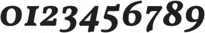 Martin SemiBold Italic otf (600) Font OTHER CHARS
