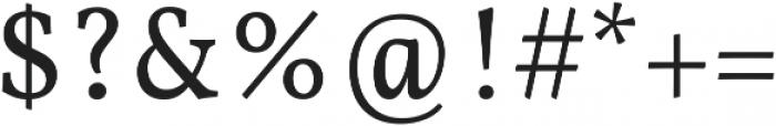 Martin otf (400) Font OTHER CHARS