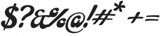 Martinaz Regular otf (400) Font OTHER CHARS
